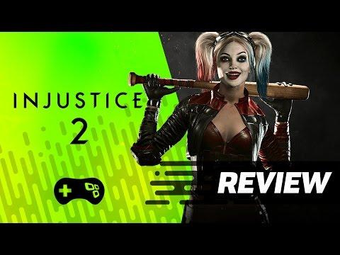 Injustice 2 - O PALCO DO QUEBRA PAU DA DC! - Review - TecMundo Games
