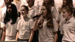 Rolling in the Deep (Adele) - Catonsville Middle School Girl