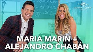 María Marín Live, invitado: Alejandro Chabán