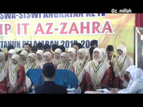 AKB48 -  Sakura No Hanabiratachi (Indonesia ver.) Cover by Alumni 4 SMP IT Az-Zahra Sragen