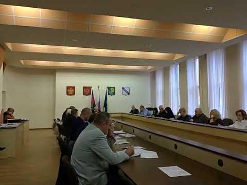 Олег Вяткин, председатель Совета МО Ейский район