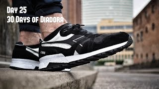 UnDSing on Day 25 of 30 Days of Diadora / Bait Diadora N9000 Felix the Cat /I have never worn these