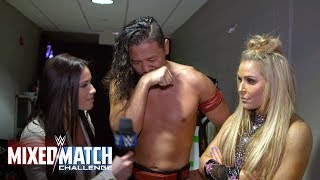 Did Sasha cheat to defeat Natalya in WWE Mixed Match Challenge?