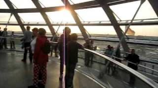 View From The Berlin Reichstag Building's Cupola