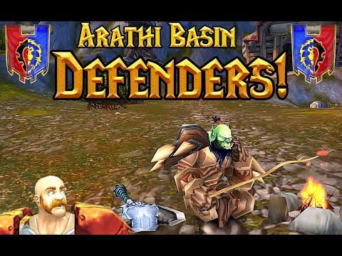 Defending Arathi Basin - Gorak's Guide to Classic WoW, Episode 15 (WoW Machinima)