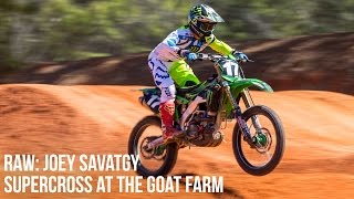 Download Video RAW Laps: Joey Savatgy - Supercross at Goat Farm MP3 3GP MP4