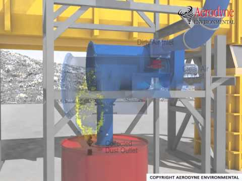 Industrial Dust Collection in Mining & Quarry Applications