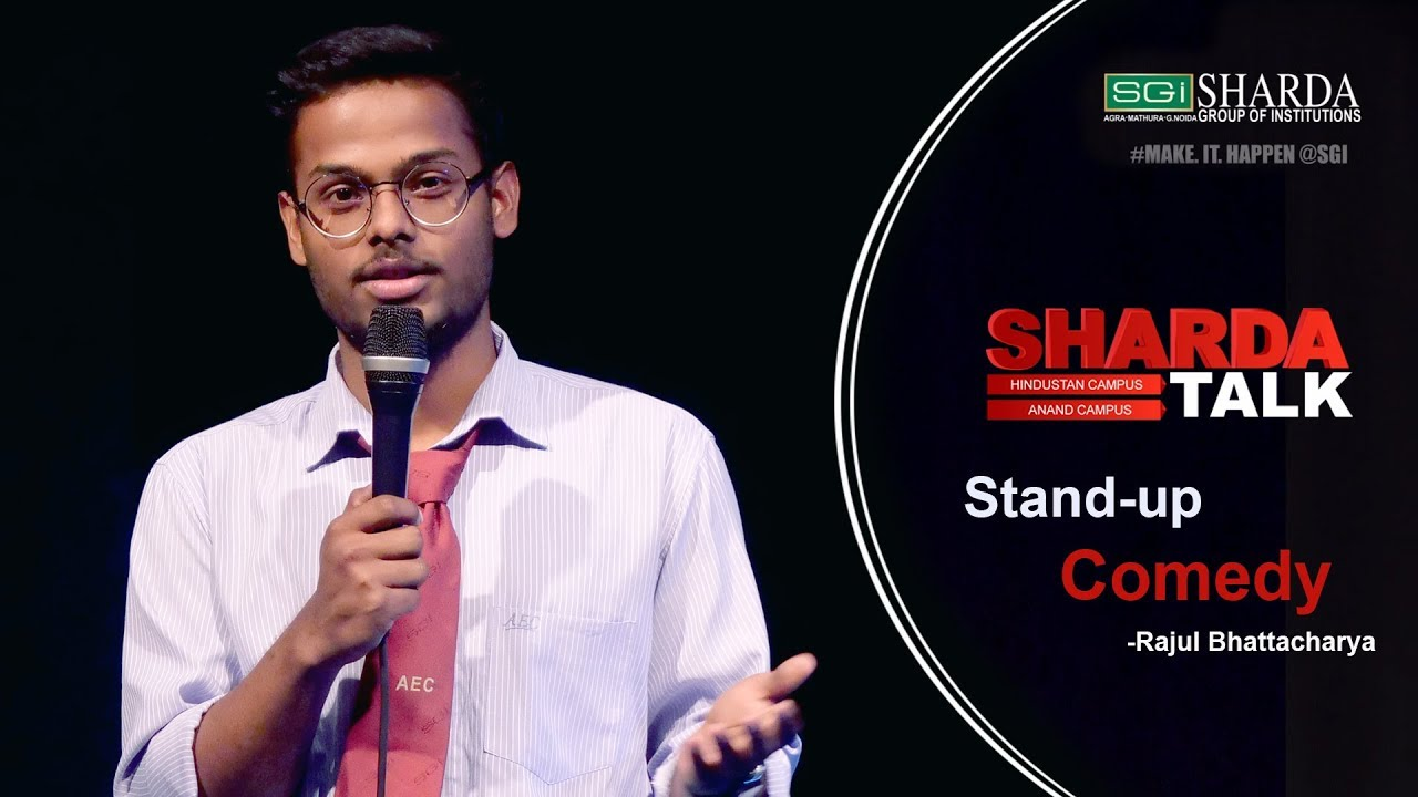 Episode 7 : Sharda Talk | Stand up Comedy By Rajul Bhattacharya