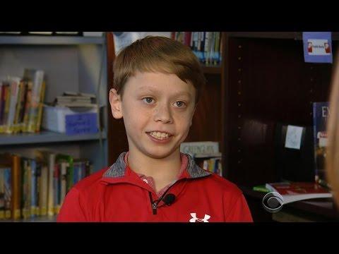 Boy with neurological disorder battles bullying