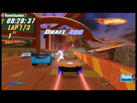 Hot Wheels Beat That / Hot Wheels Speed Car Racing / Nintendo Wii Games / Gameplay Video #2