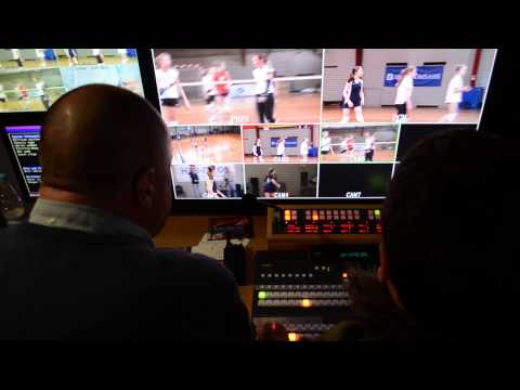 OBS Broadcast Training Programme - Behind the cameras