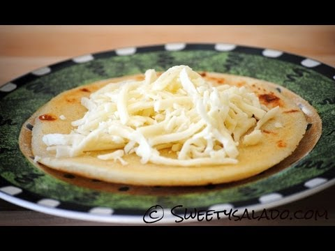 Arepas Colombianas Como Hacer Arepas Colombianas Sys Youtube