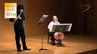 Peter McNamara / Distorted Waters for alt fl. and vc.  (from Gaudeamus Music Week 2009)
