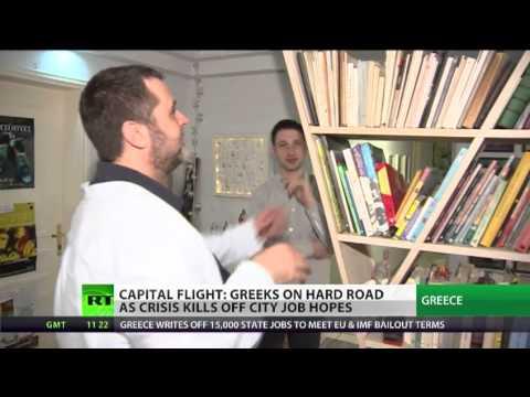 Greek parliament approves draconian civil service job cuts — RT News