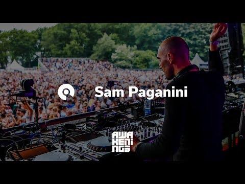 Sam Paganini @ Awakenings Festival 2017: Area W (BE-AT.TV)