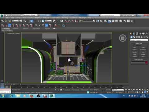 Рабочий проект интерьера в AutoCAD. Прямая трансляция пользователя Руслан Аширов