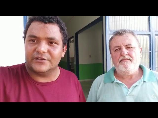 Vídeo encaminhado ao Senador Wellington Fagundes