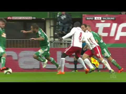 SK Rapid Wien : FC Red Bull Salzburg 1:2 Deutsch