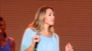 "Colbie Caillat ""Brighter Than The Sun"" Live @ Busch Gardens (HD)"