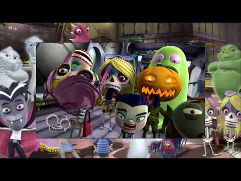 Masha y el Oso - 🎃 👻 Halloween con Masha 👻 🎃 from YouTube · Duration:  25 minutes 37 seconds