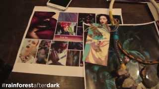 behind-the-scenes: rainforest after dark Thumbnail