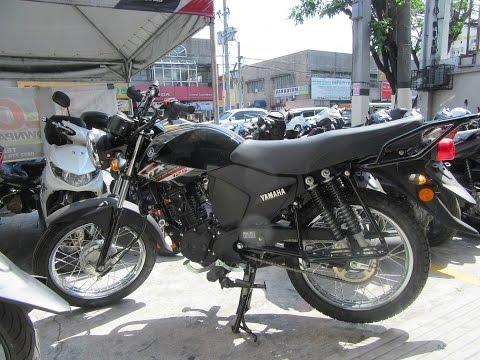Yamaha Ytx  Modified