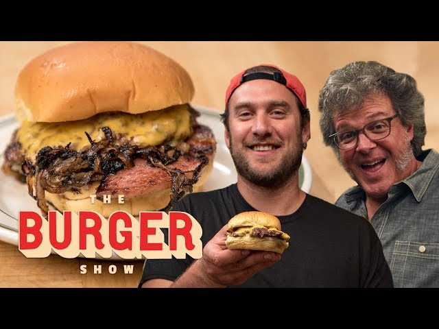 Brad Leone Learns How to Cook Regional Burger Styles   The Burger Show