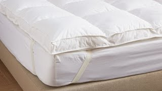 Soak&Sleep Luxury Microfibre Topper