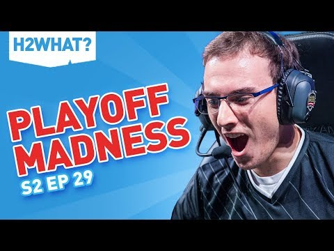 H2WHAT? Season 2, Episode 29: Playoff Madness