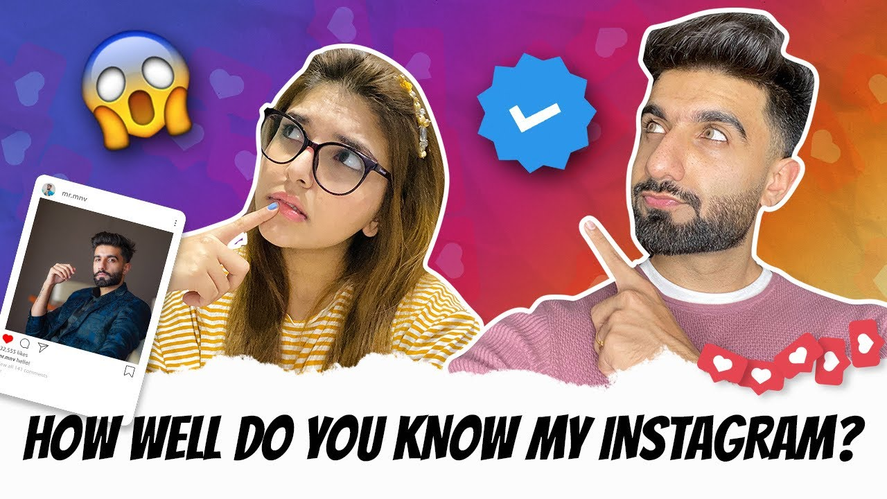 Download HOW WELL DO YOU KNOW MY INSTAGRAM CHALLENGE   @Ashi Khanna   Mr.mnv #54  