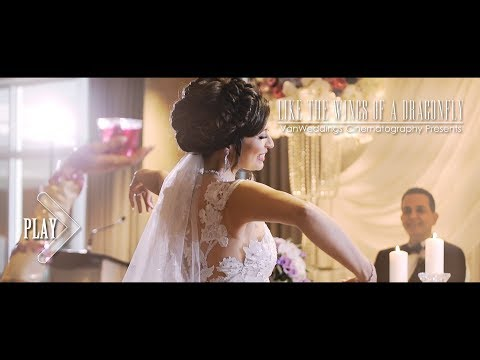 BEST Persian Turkish Wedding Vancouver - Pan Pacific Hotel