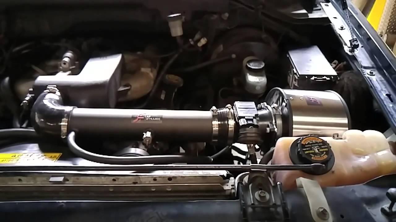 AF Dynamic Intake for 19972003 FORD F150 XL XLT 42L V6