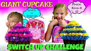 Video World's LARGEST CUPCAKE Challenge - Magic Box Toys Collector download MP3, 3GP, MP4, WEBM, AVI, FLV Oktober 2017