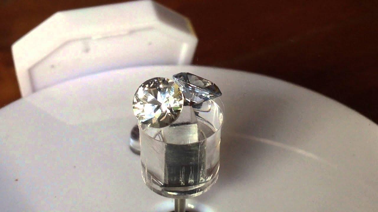 240 Carats Vs Natural Top Twin Diamond White Sapphire Round 62mm