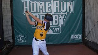 Tune in today for the VR Home Run Derby on ESPN