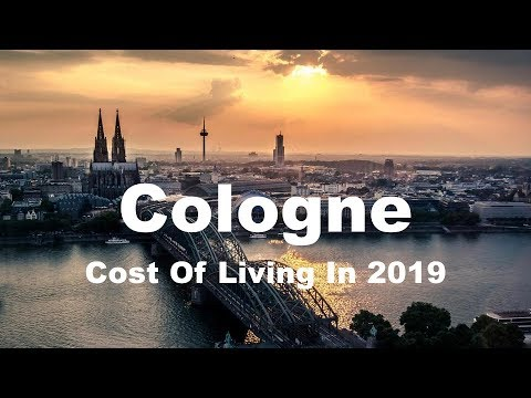 Cost Of Living In Cologne, Germany In 2019, Rank 141st In The World