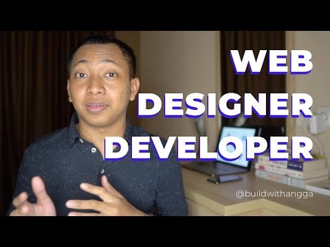 Pilih Karir Web Developer atau Web Designer?