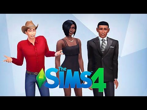 The Sims 4 - Obama & Bush Odd Couple Parody
