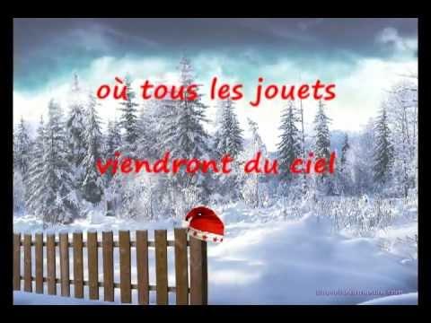 La Nuit de Noël - Christmas night - chanson de Noël pour les enfants  - Christmas song for children