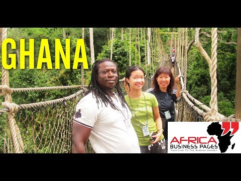 Amazing Ghana: A Tourist Haven in West Africa