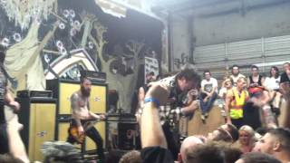 Norma Jean- Memphis Will Be Laid to Waste live ft. Josh Scogin