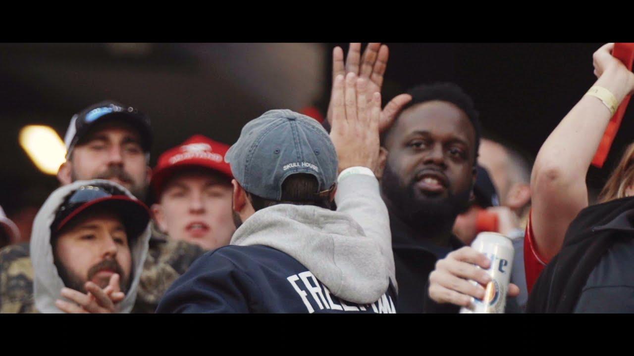Atlanta Braves Home Opener Video