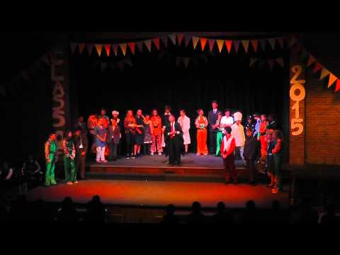 Leavers' Production 2015 - School's Out