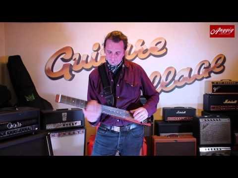 Graf Martinez Silent Travel Guitar Doovi
