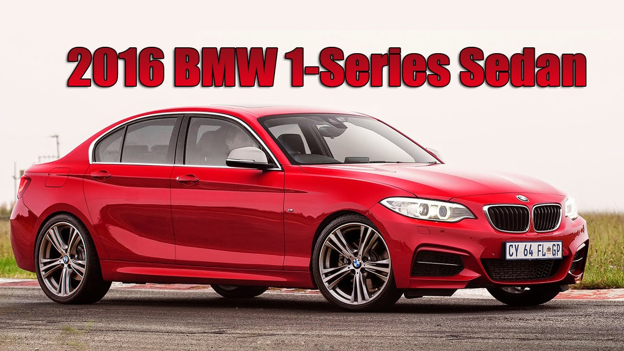 2016 Bmw 1 Series Sedan In Action On Nurburgring Youtube