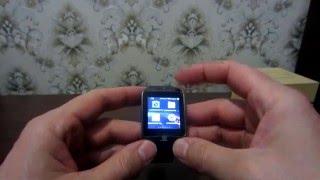 DZ09 смарт годинник bluetooth, огляд і перші враження. Хороші годинник за невеликі гроші.