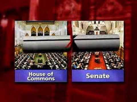 The Legislative Process of Canada