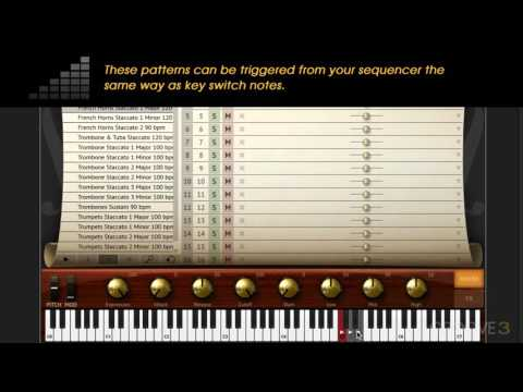 Working With Patterns (Miroslav Philharmonik 2 Explained)
