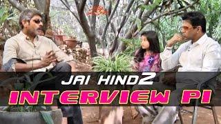 """Arjun Sarja & Jagapathi Babu Exclusive Interview P1 - """"Jaihind 2"""" Movie"""