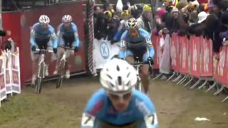 Championnats du Monde Cyclo-Cross 2012